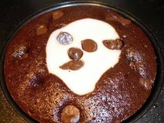 Chocolate muffins recipe.