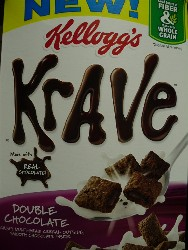 Kellogs Double Chocolate Cereal
