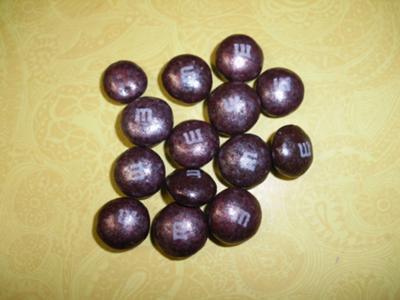 my dark chocolate m and ms